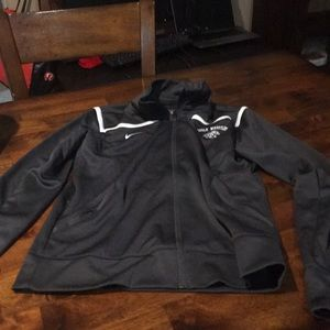 Nike Like to watch wrestling ?  2 Nike zip ups